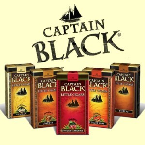 captain black cigar