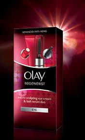 olay regenerist eye and lash serum