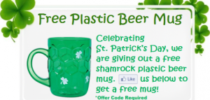 st patty day mug